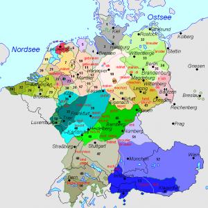 Deutschsprachige Koordinations- und Kontaktstellen im Europäischen Ethika Netzwerk