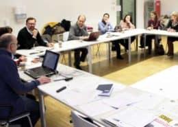 Lehrerfortbildung in Graz